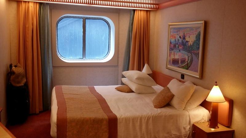 Carnival Splendor cabin 2281 - room
