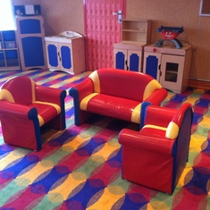 Kids' playroom, Carnival Splendor