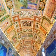 Vatican Artworks, Rome