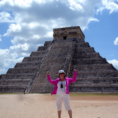 BUCKET LIST Chichen Itza