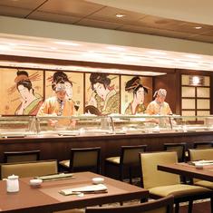 MSC Poesia Kaito Sushi Bar
