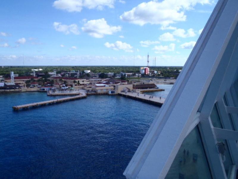 Cozumel - Empress of the Seas