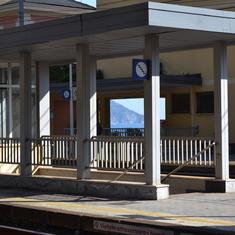 Cinque Terre rail station