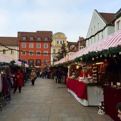 Regensburg - Christmas Market