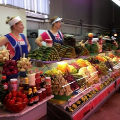 St. Petersburg, Russian Federation - Local Market