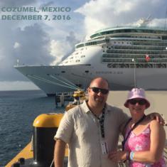 Cozumel Port 2016