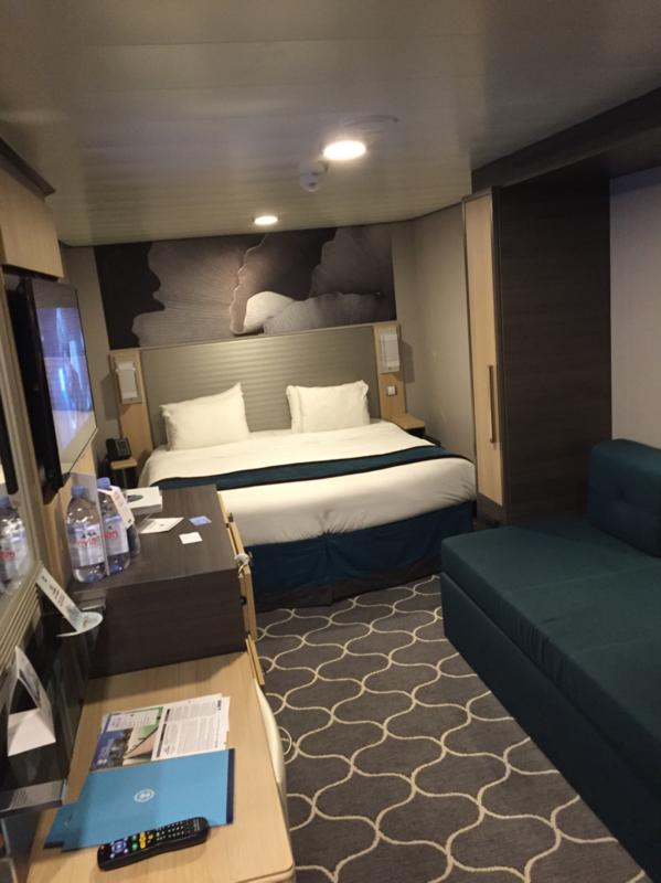 Inside cabin 8141 on harmony of the seas category 6q - Harmony of the seas interior rooms ...