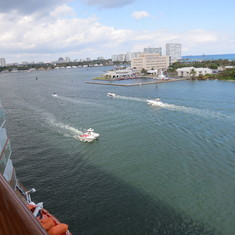 Ft. Lauderdale (Port Everglades), Florida - Ft Lauderdale