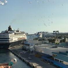 Sail away from Ft Lauderdale