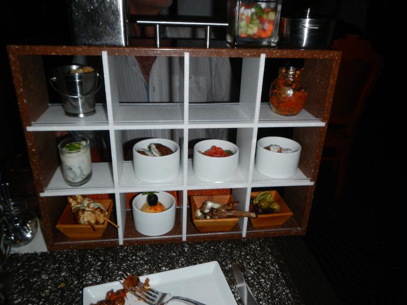 Celebrity Millennium - Qsine Restaurant – Cruise Ship ...