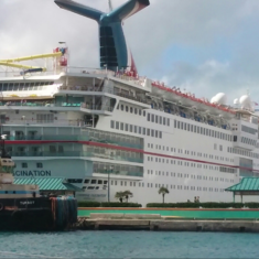 Nassau, Bahamas - Carnival Fascination