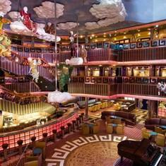Atrium Bar on Costa Serena