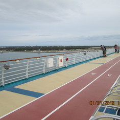 Jogging / Walking Track