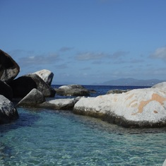 British Virgin Island Virgin Gorda