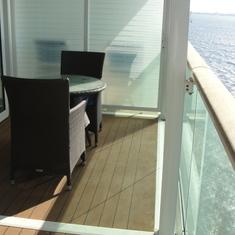 Freedom - Balcony Table