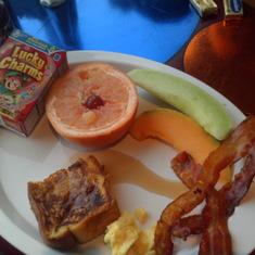 Breakfast...Yum