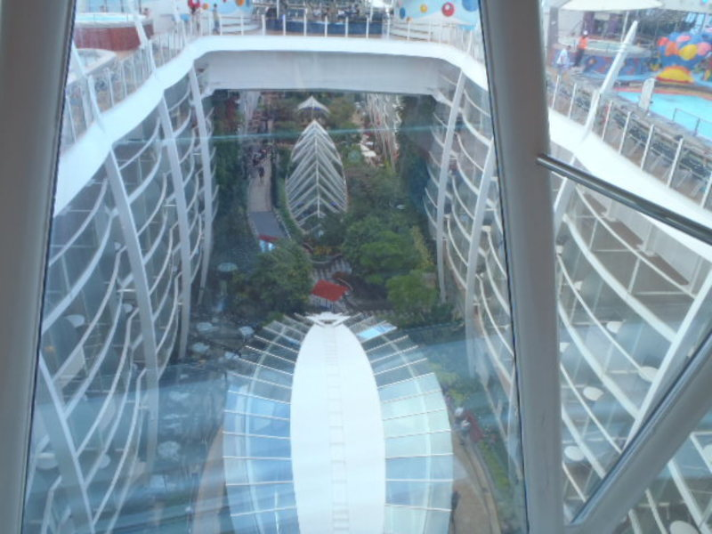 Central Park - Oasis of the Seas