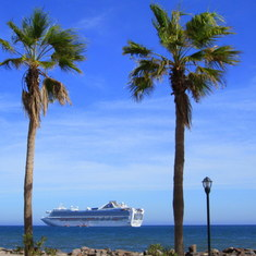 Loreto, Mexico - Grand Princess