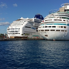Little and Large ,Spirit alongside Eclipse