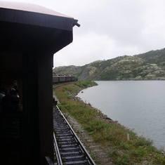 White Pass Railroad - Skagway