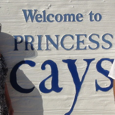 Princess Cays (Cruise Line Private Island) - Princess Cays