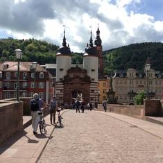 Old Heidelberg Gate