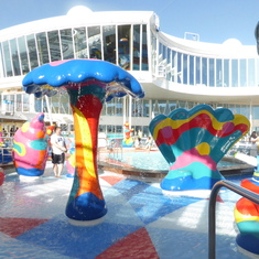 Kid's Pool Area