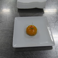 Appetizer, Chef's Table
