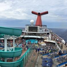 Ship 1st Deck