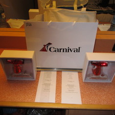 Port Canaveral, Florida - Bon Voyage gifts for everyone