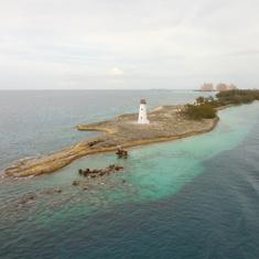 Nassau, Bahamas - Leaving Nassau
