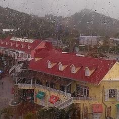 Rainy Honduras