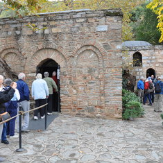 Blessed Virgin Mary, Mother of Jesus, last known home in Ephesus Turkey