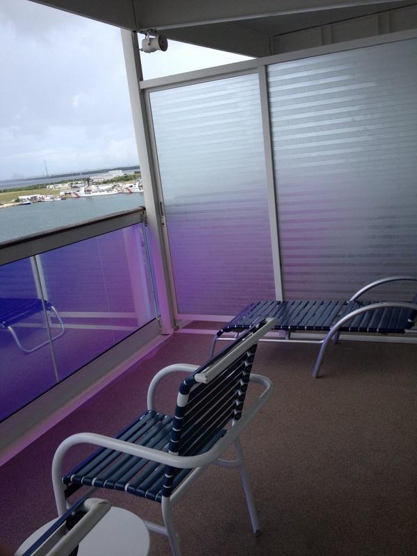 Balcony Cabin 7356 On Freedom Of The Seas Category 6b