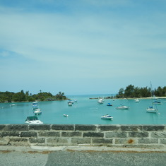Royal Naval Dockyard, West End, Bermuda - So lovely.