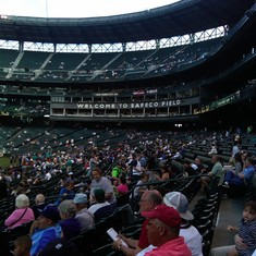Seattle, Washington - Safeco Field--Seattle, WA