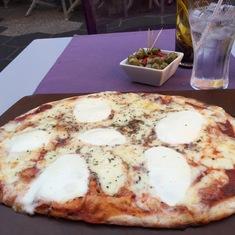 Nice, France - Dinner in Nice