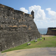 Old Forts of San Juan