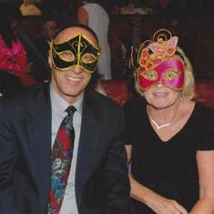 Masked Ball - Queen's Lounge