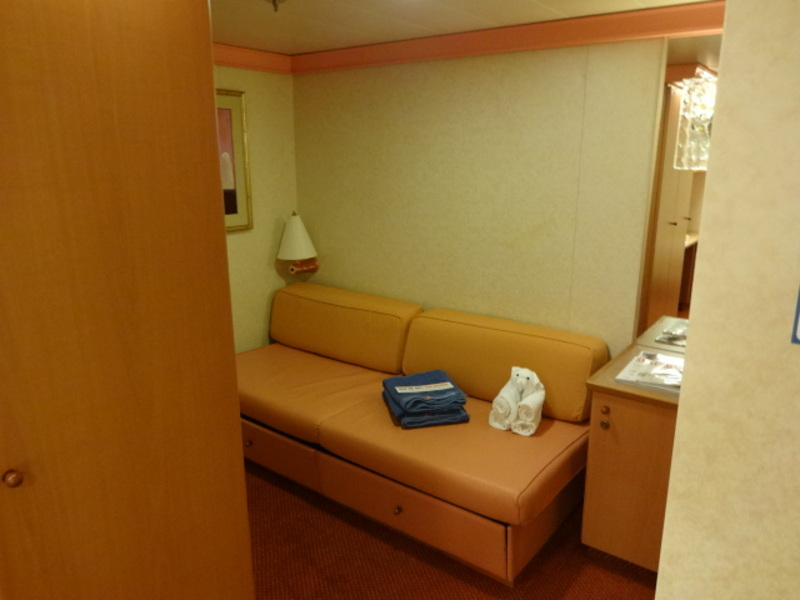 Photo of Carnival Glory Cruise on Oct 04, 2014 - cabin 2202