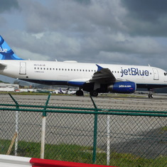 Philipsburg, St. Maarten - JetBlue