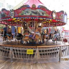 The Boardwalk Carousel