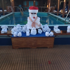 Snowmen Caribbean Style