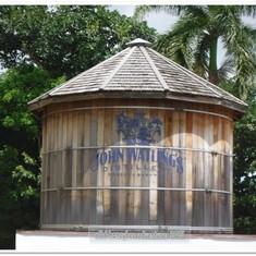 Nassau, Bahamas - John Watling's Distillery.  Nassau.