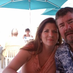 George Town, Grand Cayman - Randy & Kelly