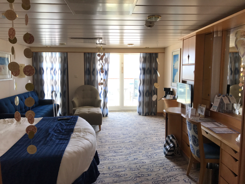 Suite 9318 On Navigator Of The Seas Category Yu