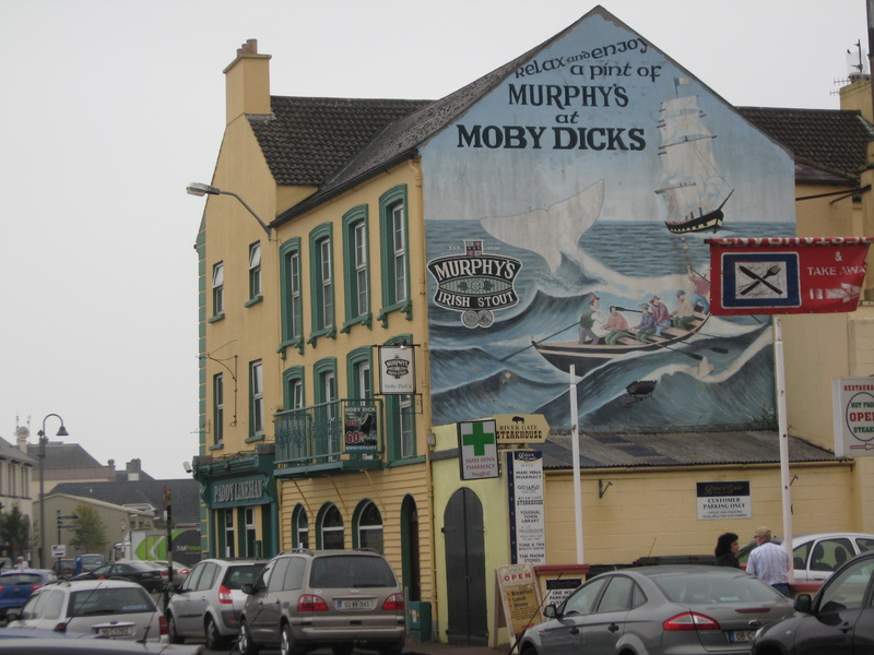 Moby Dick filmed right here in Ireland. - Royal Princess