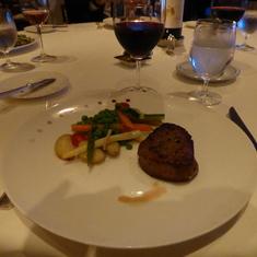 Dinner is Served - Nprmandie Restaurant