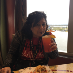 Pizza Pirate on Carnival Freedom