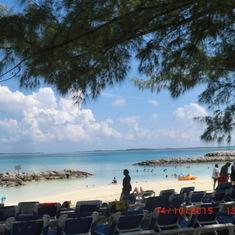 Cococay (Cruiseline's Private Island) - Cococay.